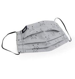 Pilouf Pilouf Protective Reusable Mask Grey Cats L