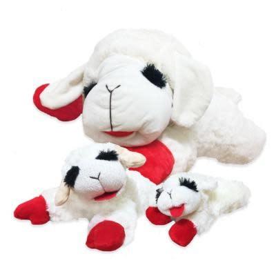 "MultiPet Lamb Chop 7"" Standing"