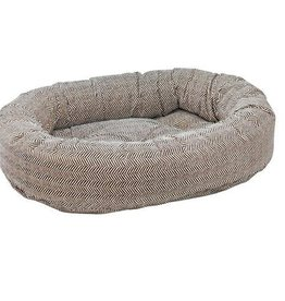 Bowsers Bowsers Donut Bed Herringbone S