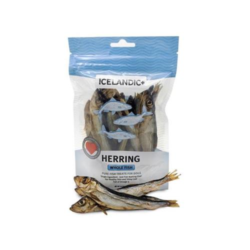Icelandic+ Icelandic+ Herring Whole Fish Treat 85g