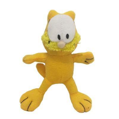 "Multipet Garfield Catnip Toy 4.5"""