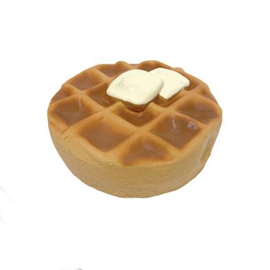 Fou Fou Dog Fou Fou Dog Dessert Latex Belgian Waffle