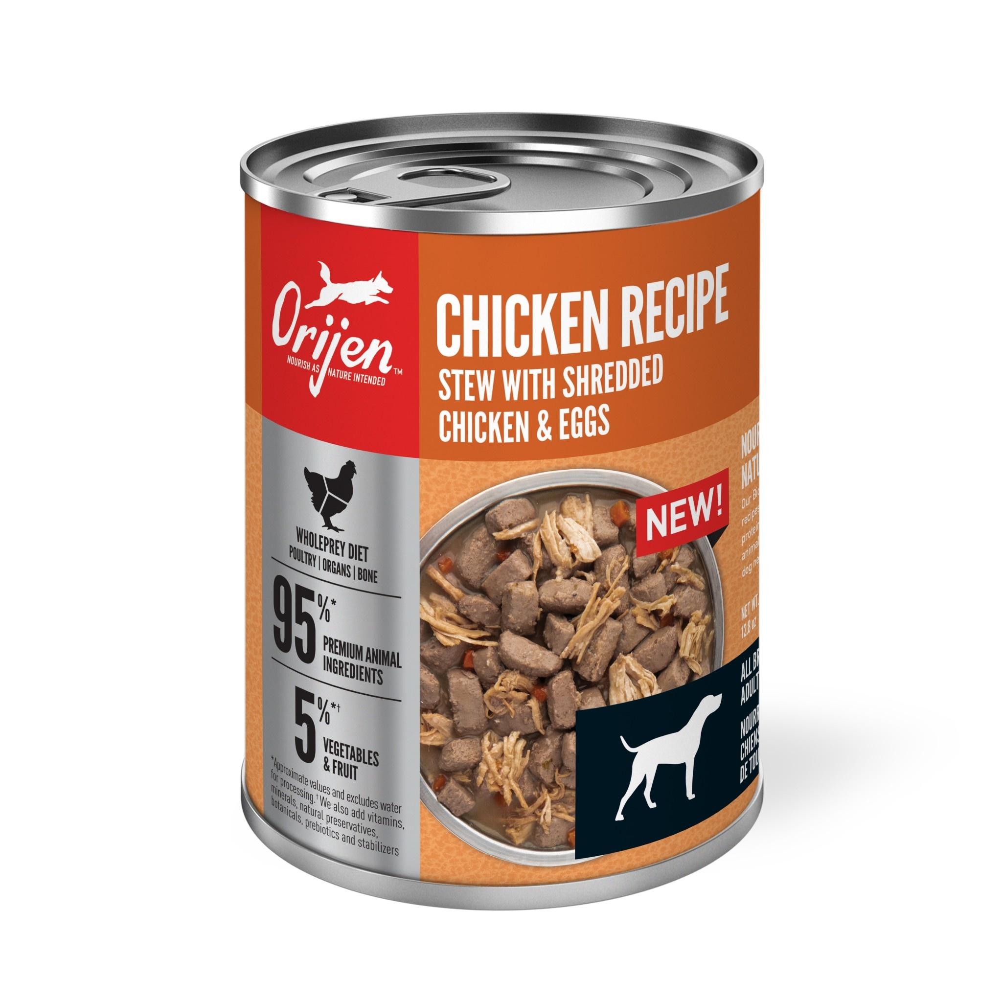 Orijen Premium Wet Dog Food Chicken Stew 363g