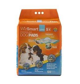 WizSmart WizSmart UpCycle Dog Pads Super 50ct