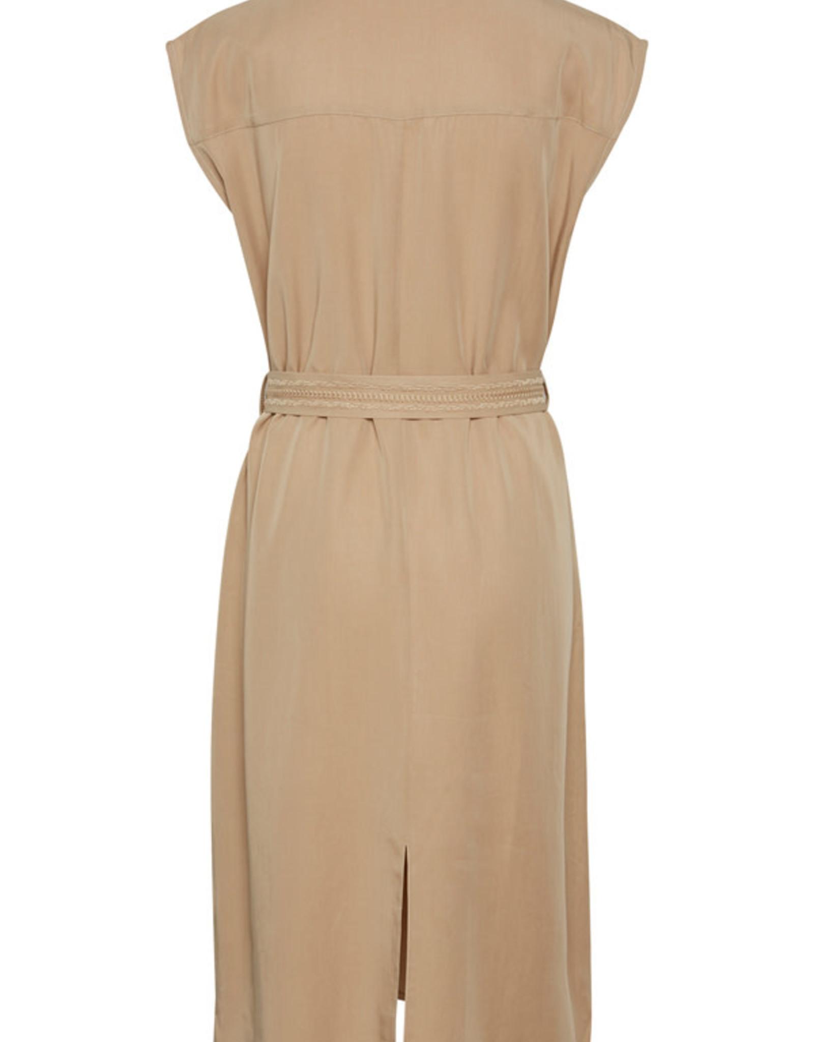Cream Cream - CROda Waistcoat Dress