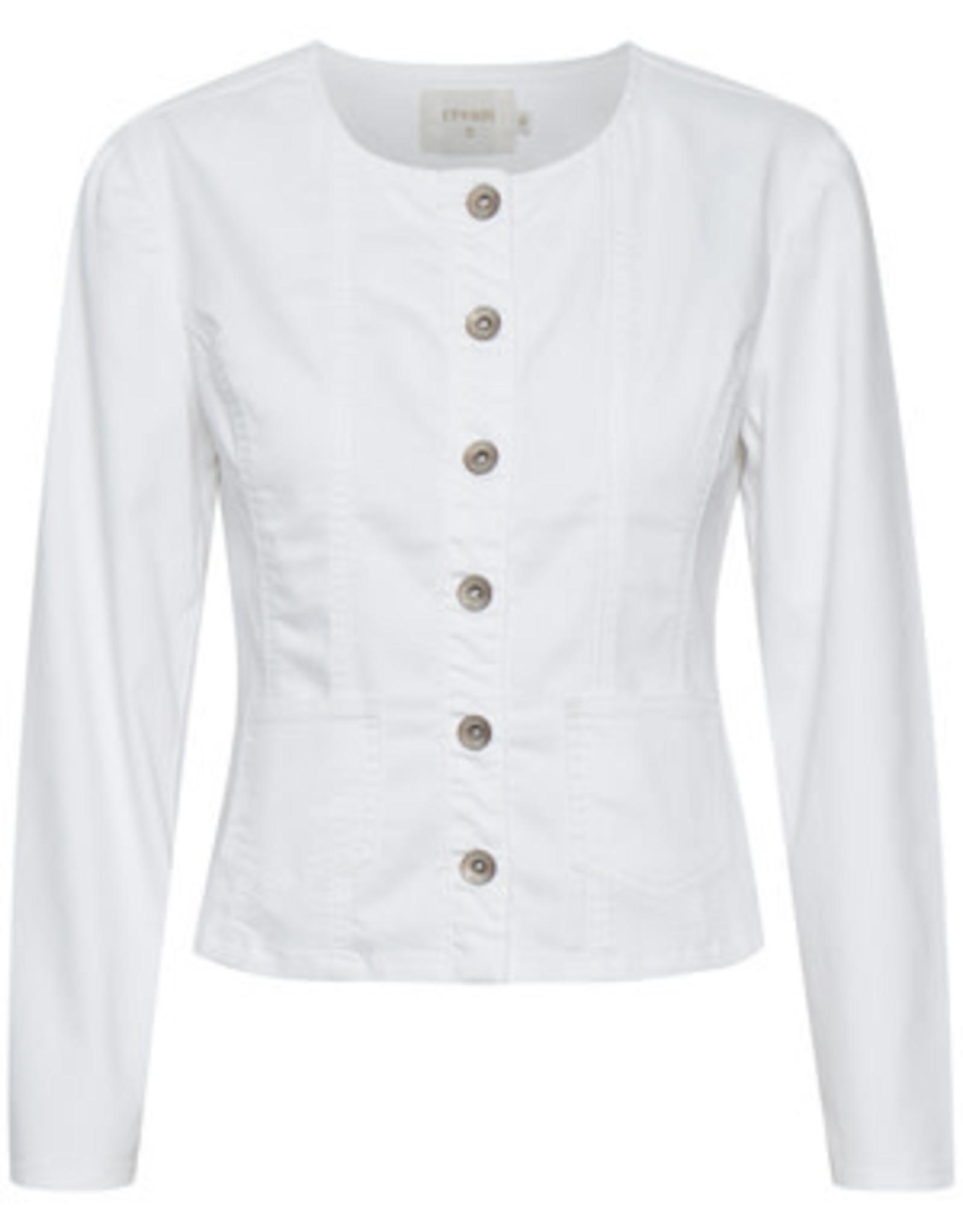 Cream Cream - CRLotte Twill Jacket