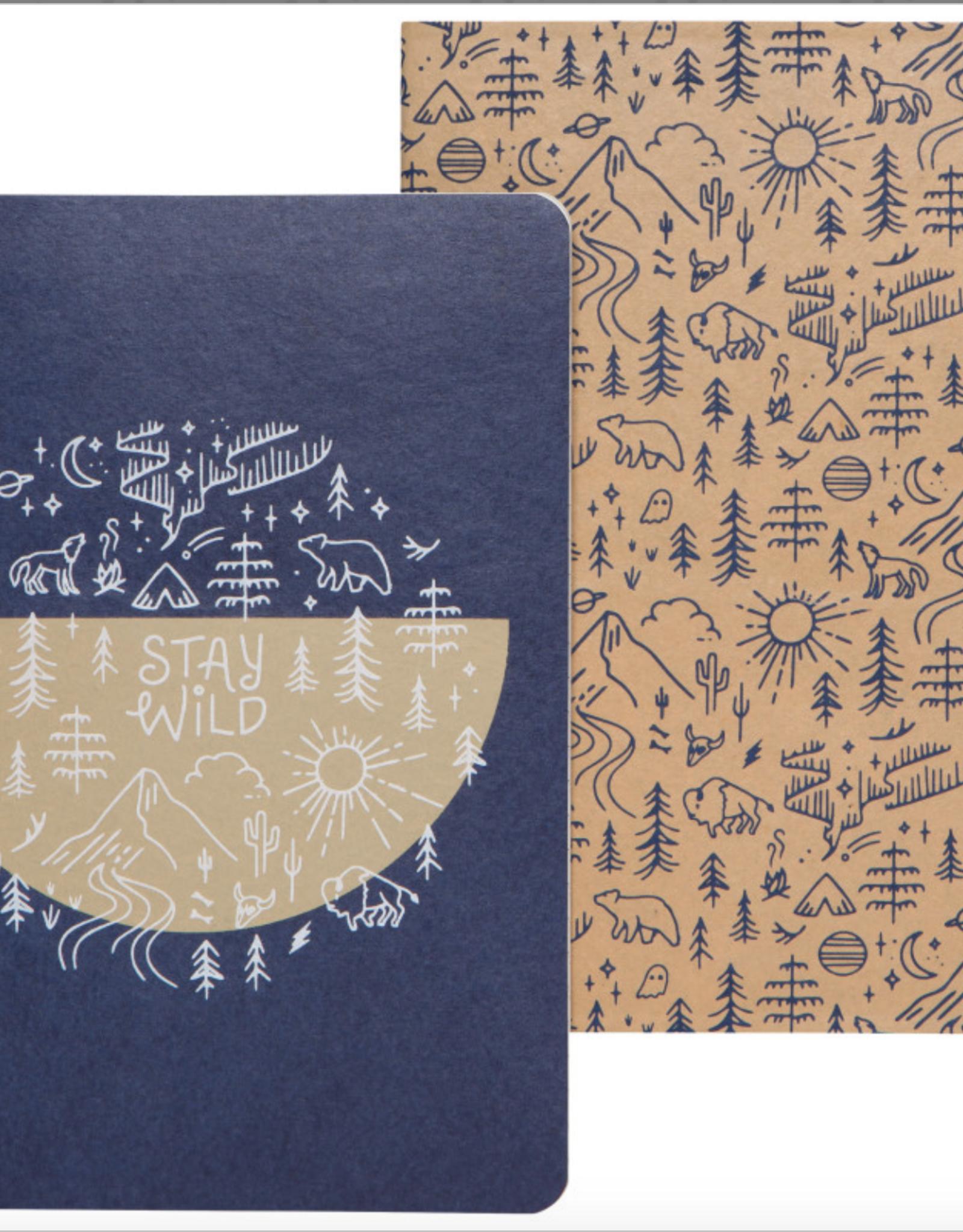 Danica Danica-Cahier de notes Stay Wild