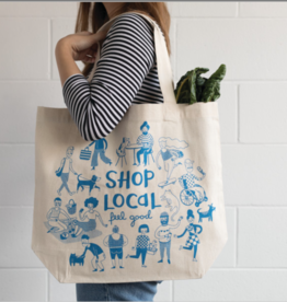 Danica Danica- Tote Shop Local