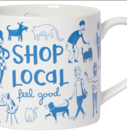 Danica Danica-Tasse Shop local