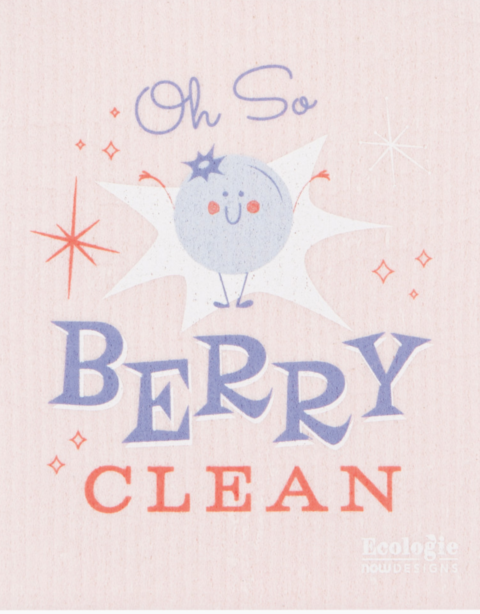 Danica Danica- Éco sponge Berry Clean