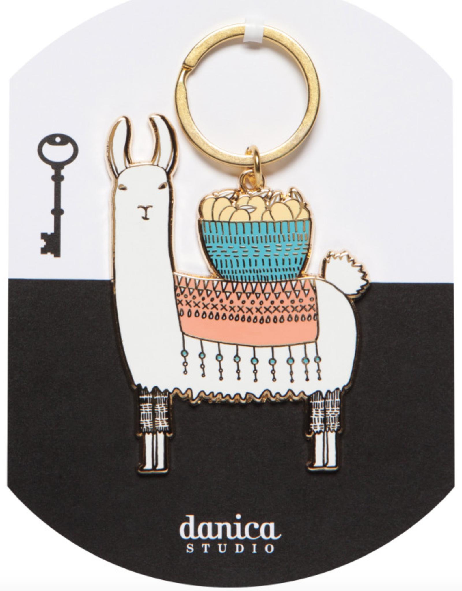 Danica Danica-Porte clés Llama