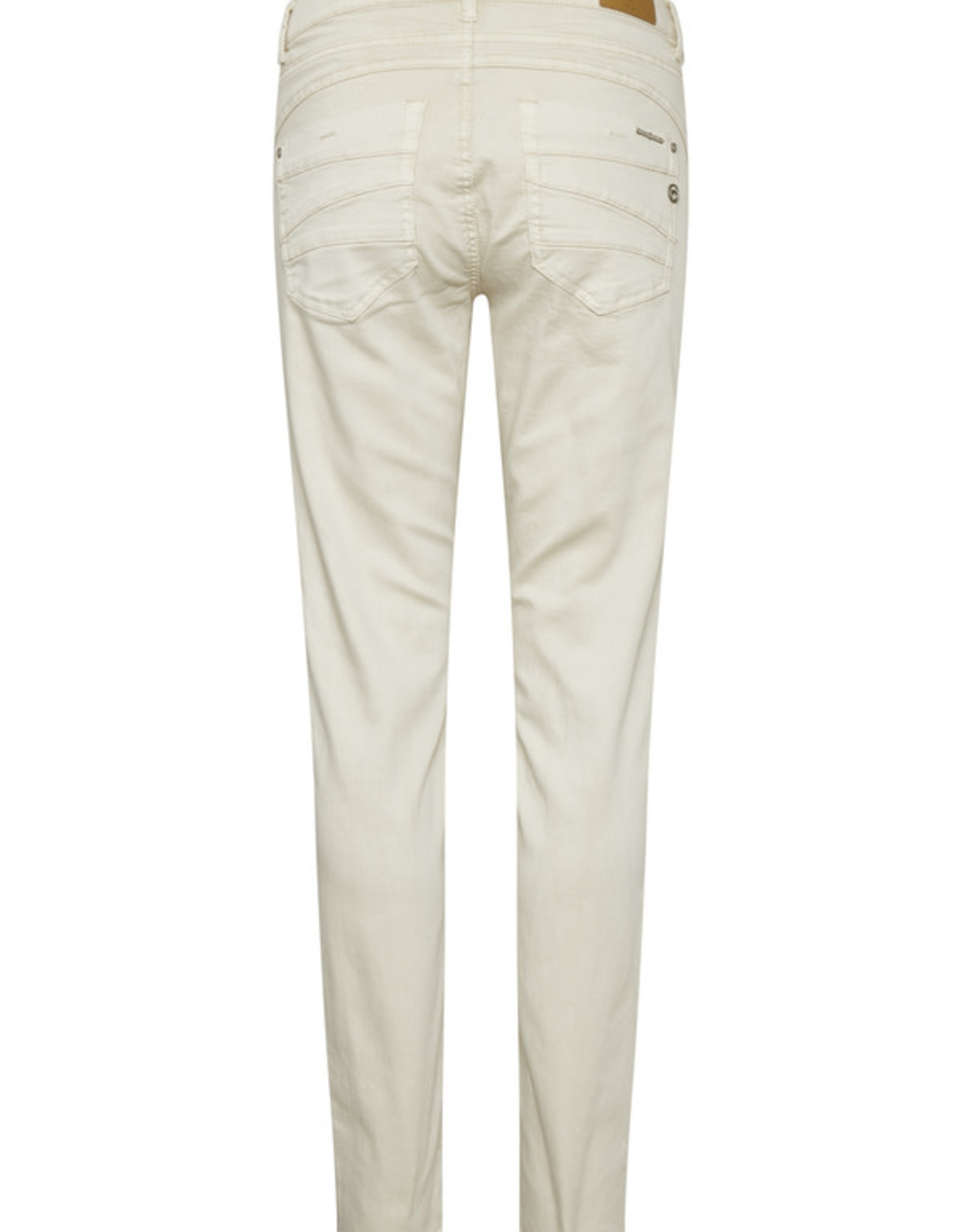 Cream Cream- Lottecr plain twill pant