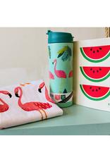 Danica Danica - Pink Flamingos Panier Cadeau