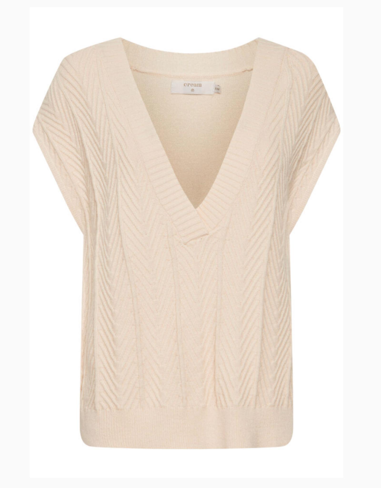 Cream Cream - CRMahima Sleeveless pullover
