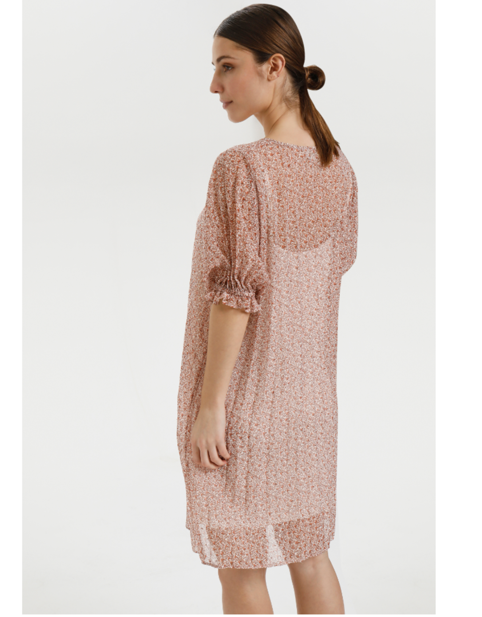 Cream Cream - CRKinia Short Dress
