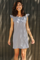 Toad&Co Toad&Co - RUFFLITA SS DRESS
