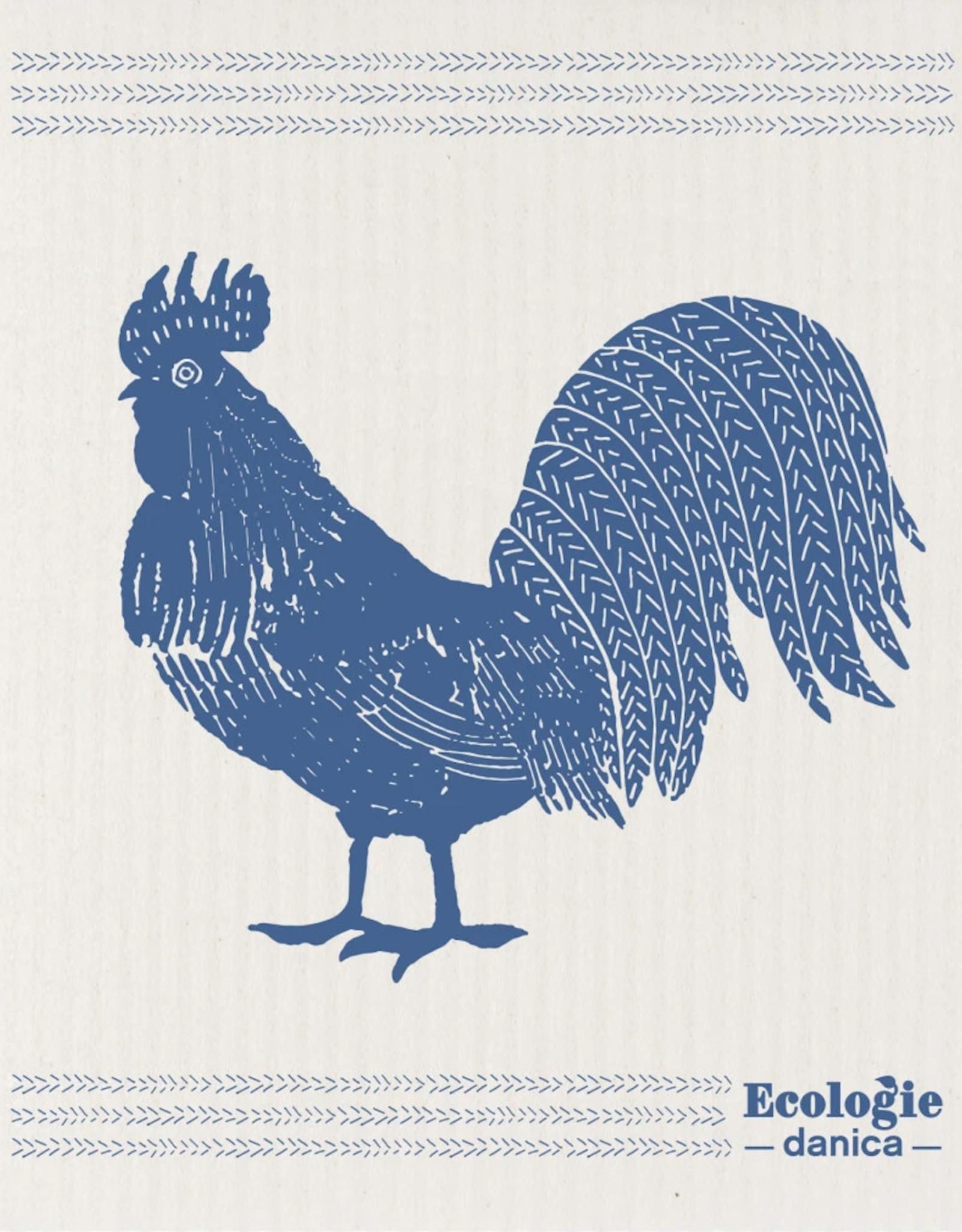 Danica Danica - Éponge Écologique Rooster