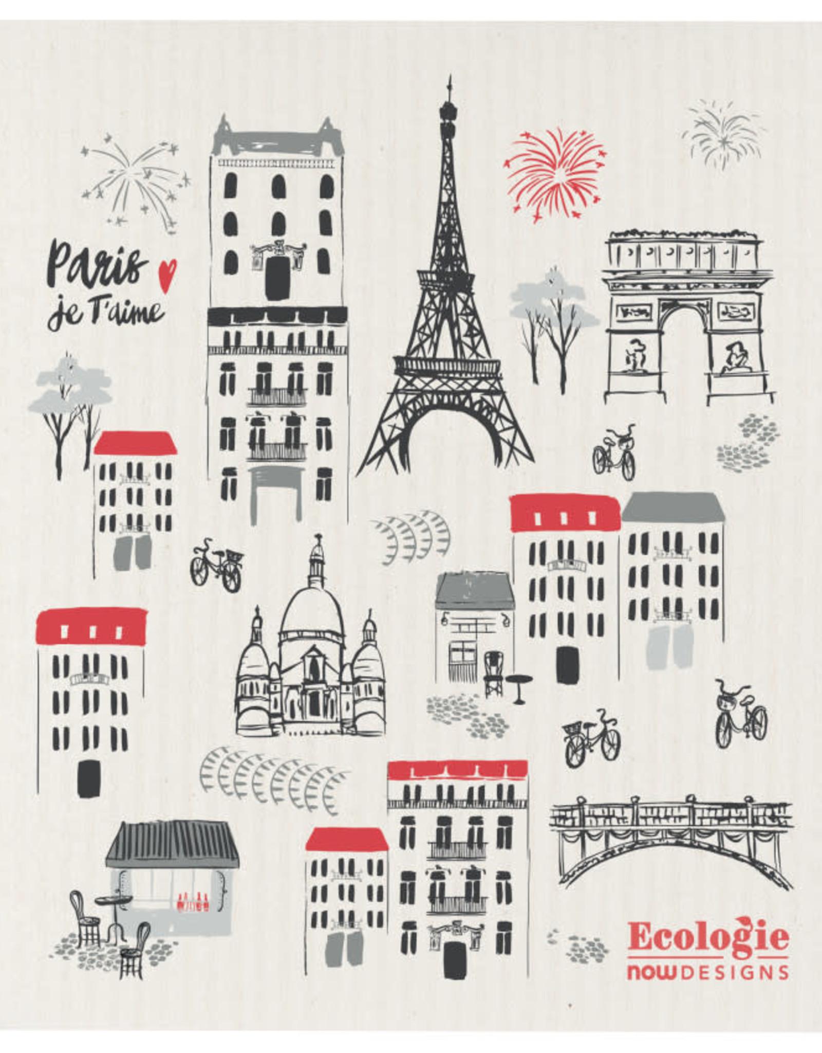 Danica Danica - Éponge Écologique Paris Je T'aime
