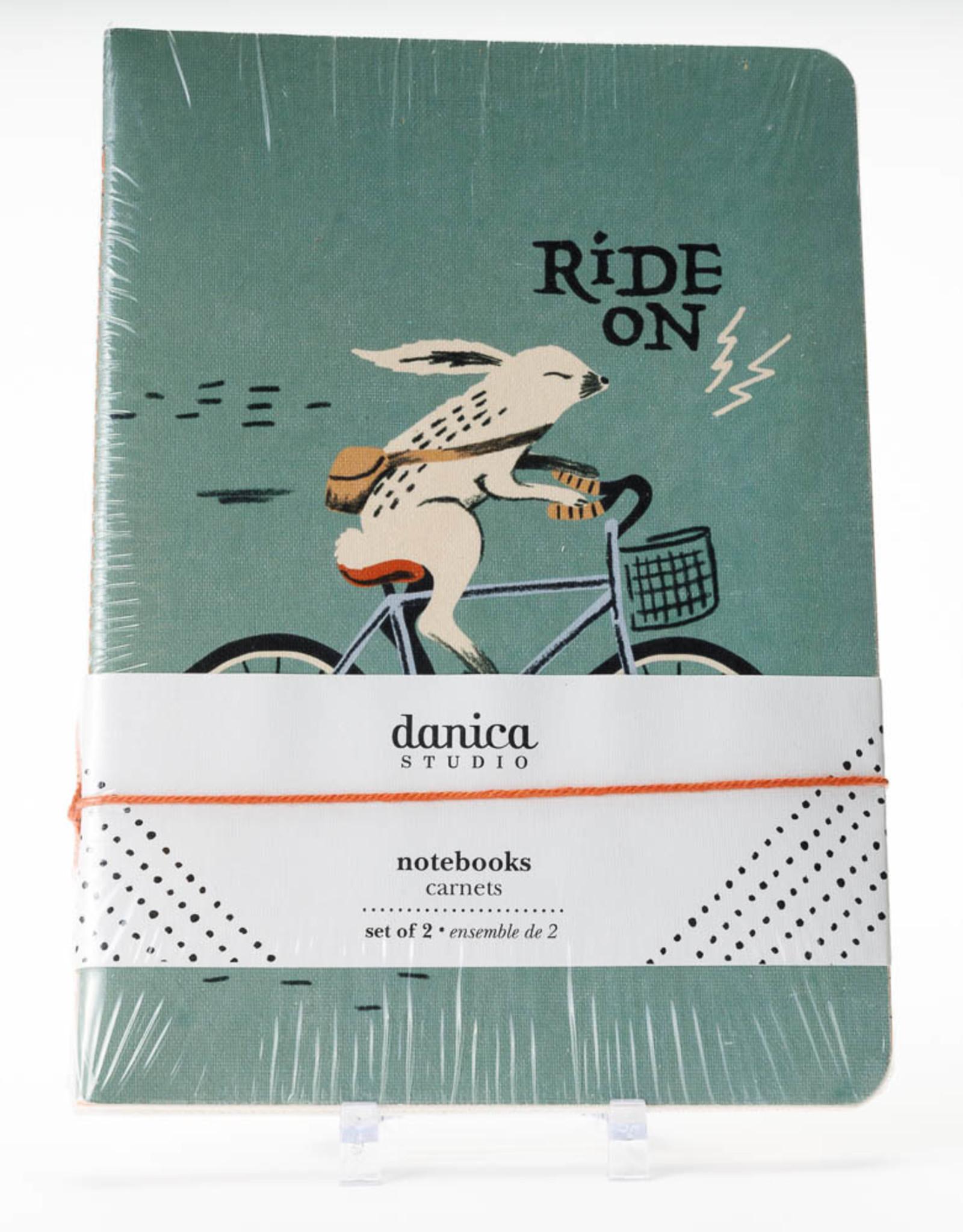 Danica Danica - Cahier de notes Wild Riders