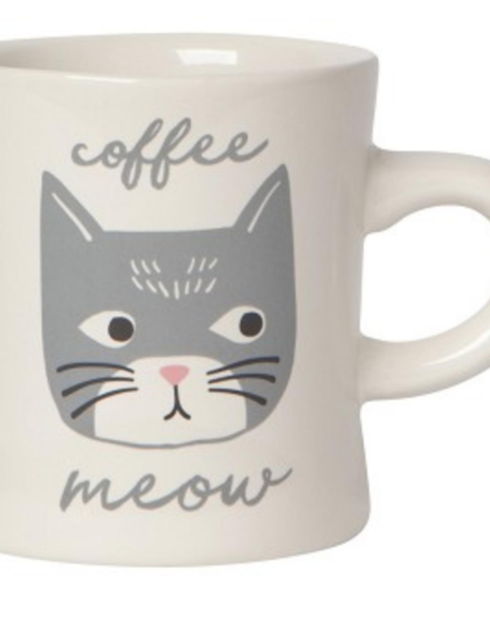 Danica Danica - Mug Diner Cats Meow