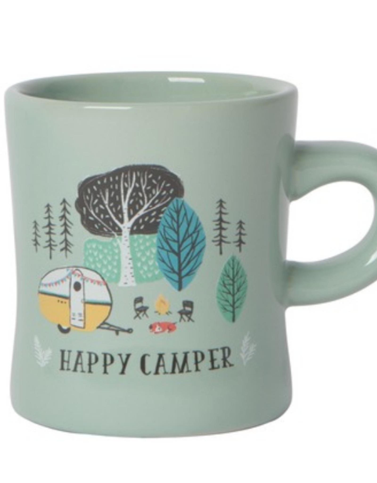 Danica Danica - Mug Diner Happy Camper