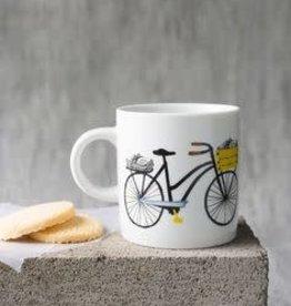 Danica Danica - Mug Bicicletta
