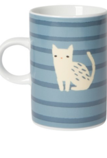 Danica Danica - Mug Frenchie and Cat