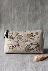 Danica Danica - Bicicletta Large Cosmetic Bag