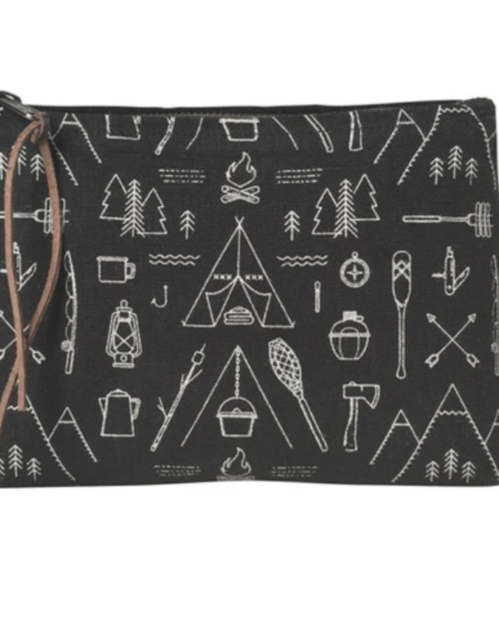 Danica Danica - Adventure Awaits Small Cosmetic Bag