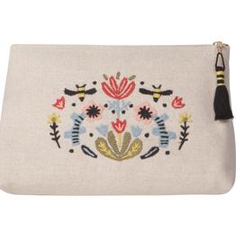 Danica Danica - Frida Large Cosmetic Bag
