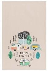 Danica Danica - Happy Camper Dishtowel