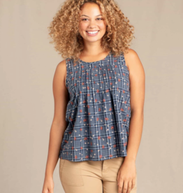 Toad&Co Toad&Co - WILLET PINKTUCK TANK