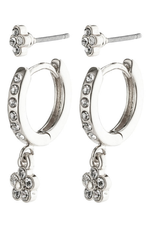 Pilgrim Pilgrim - Sylvia Earrings Set