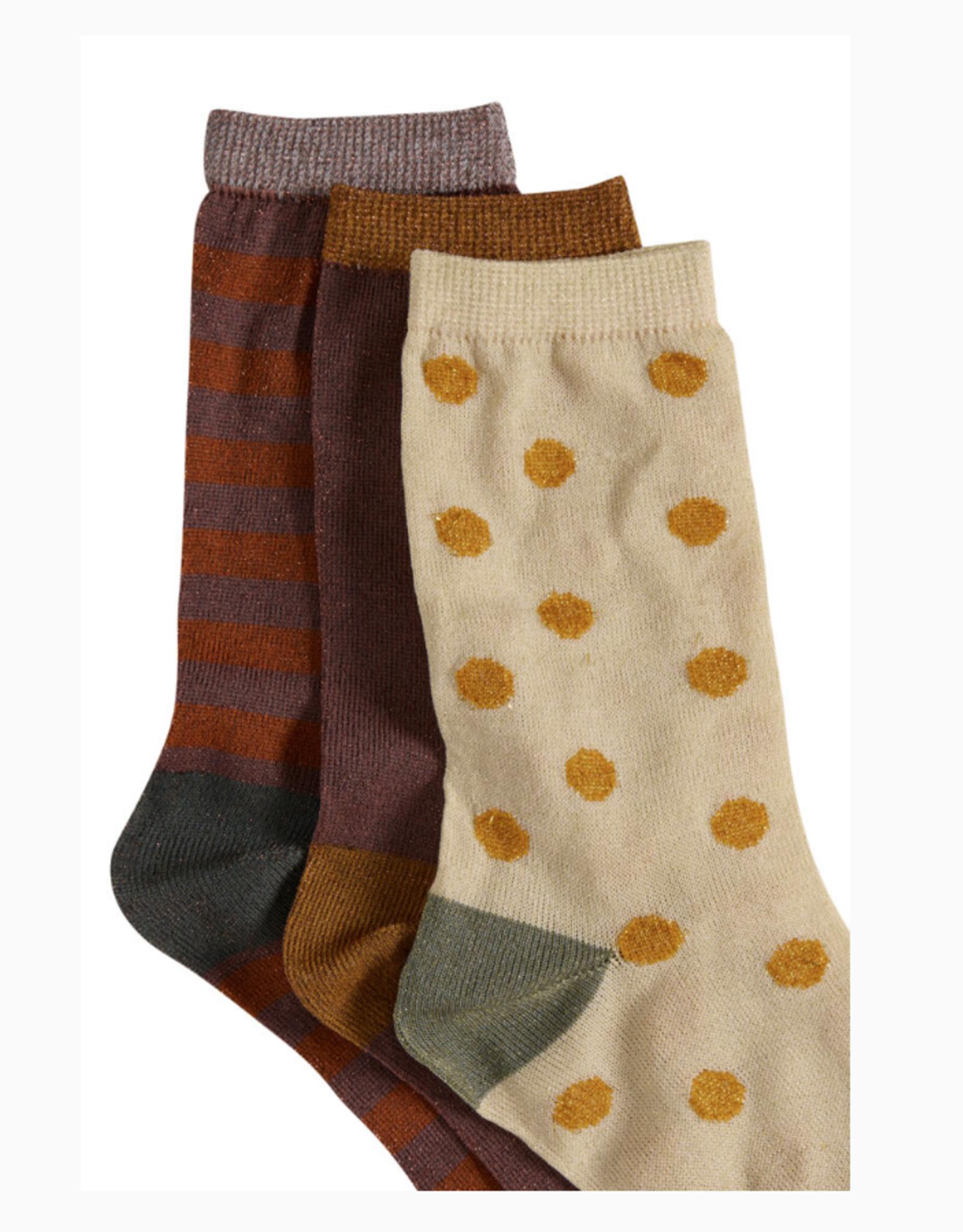 ICHI Ichi - Iaellya Socks 3-pack