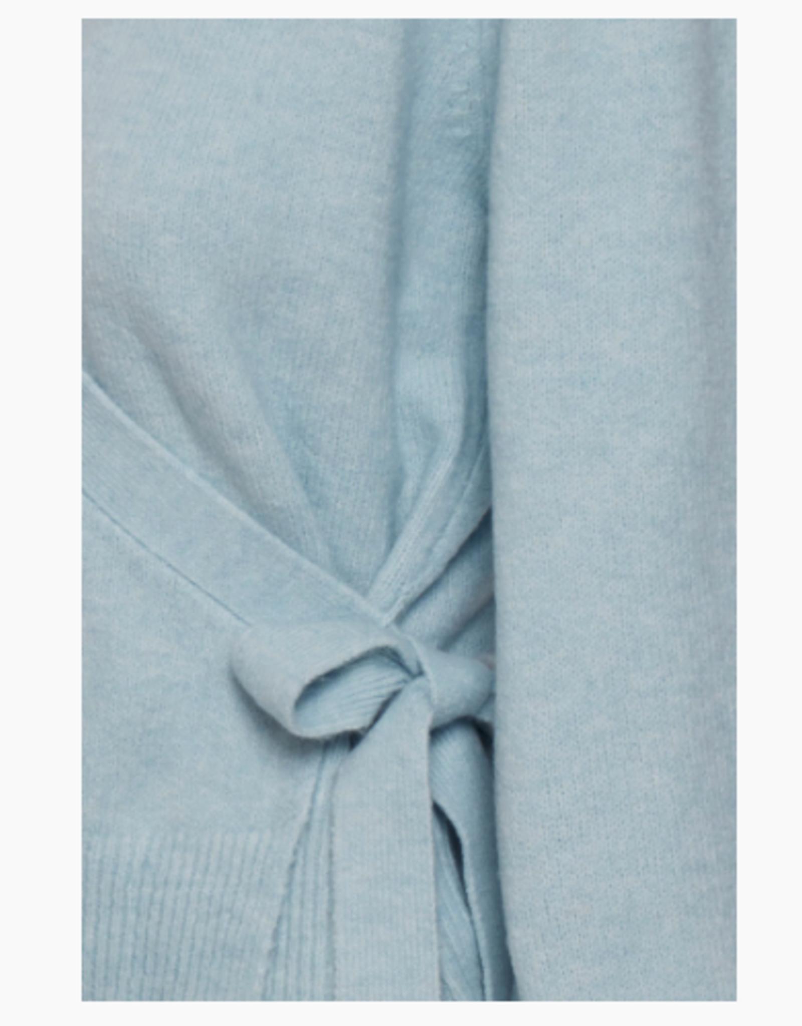 ICHI Ichi - Iholene Knitted Cardigan