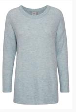 ICHI Ichi - Ihamara Long Knitted Pullover