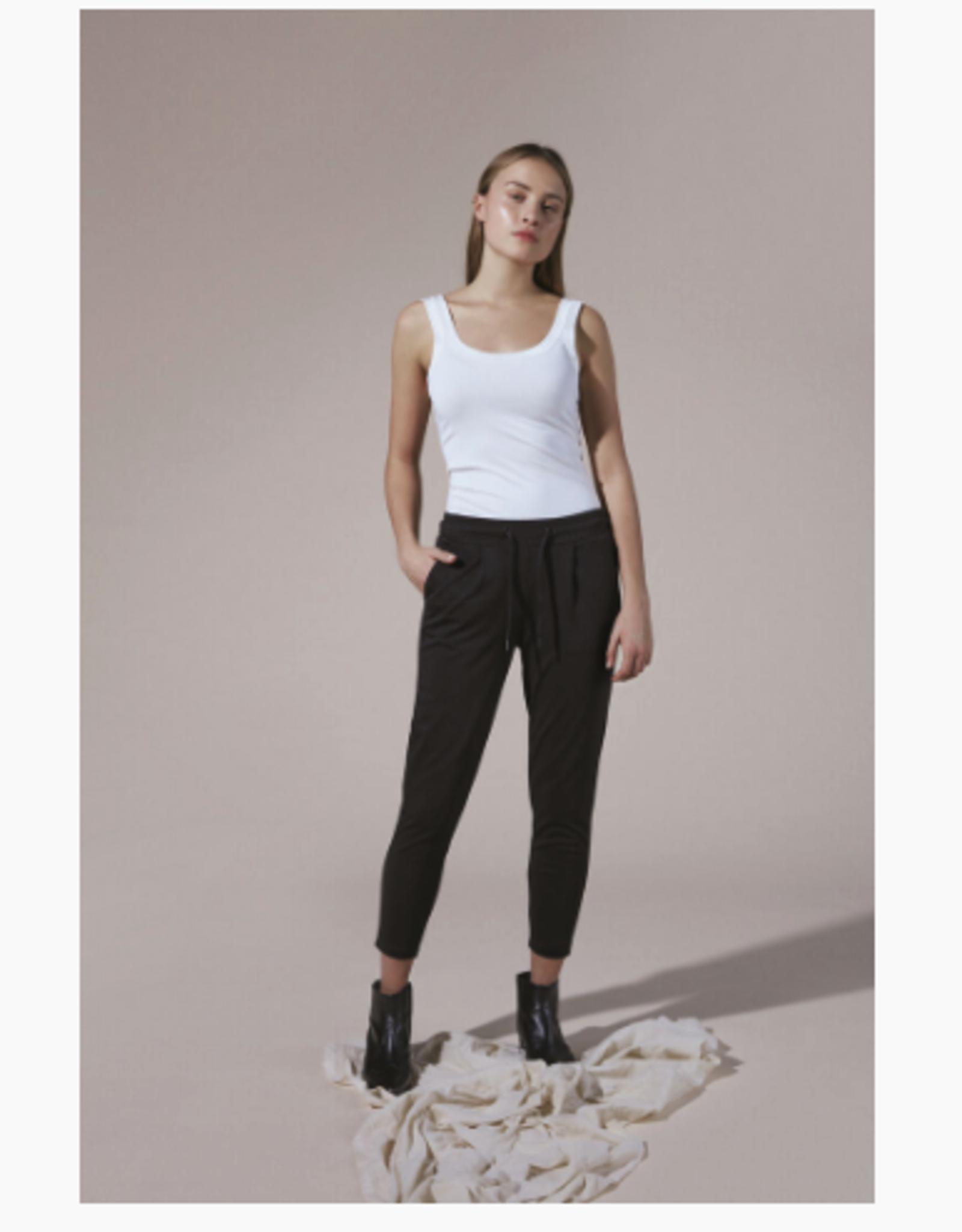 ICHI Ichi - Ihkate Cropped Jersey Pants