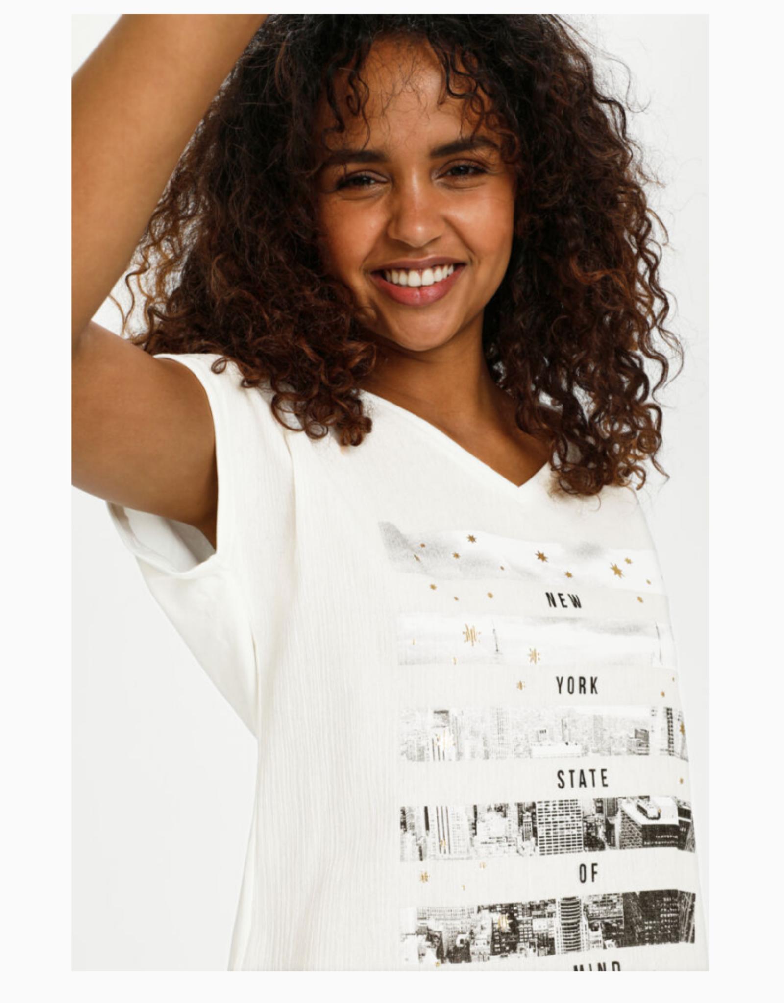 Cream Cream - CRUmulla T-shirt