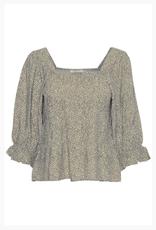 Cream Cream - CRBellis peplum blouse
