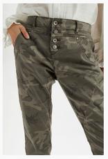 Cream Cream - PenoraCR Twill 7/8 Pants