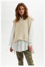 Cream Cream - MaggieCR Sleeveless Pullover