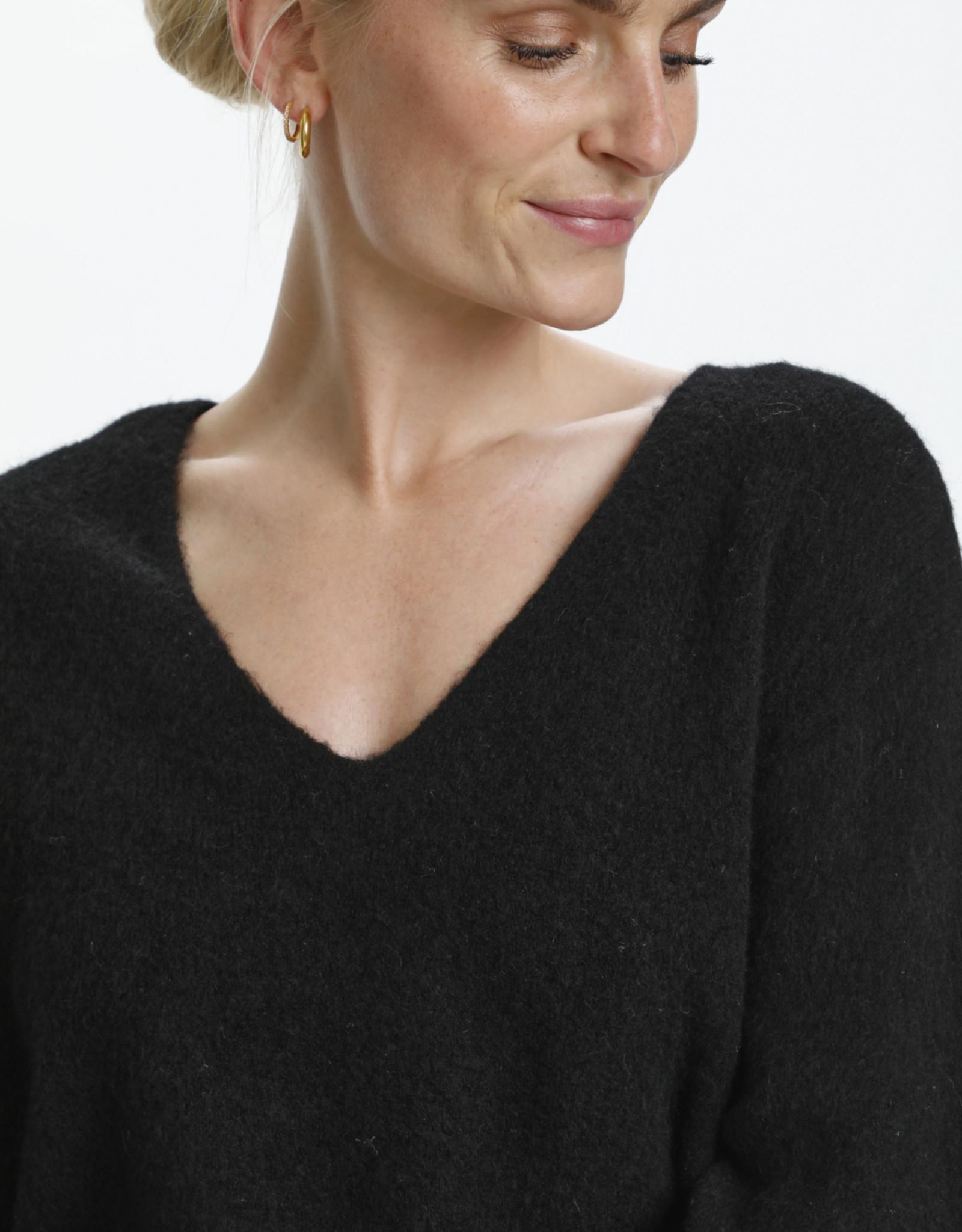 Cream Cream - CRMerle V-Neck Pullover