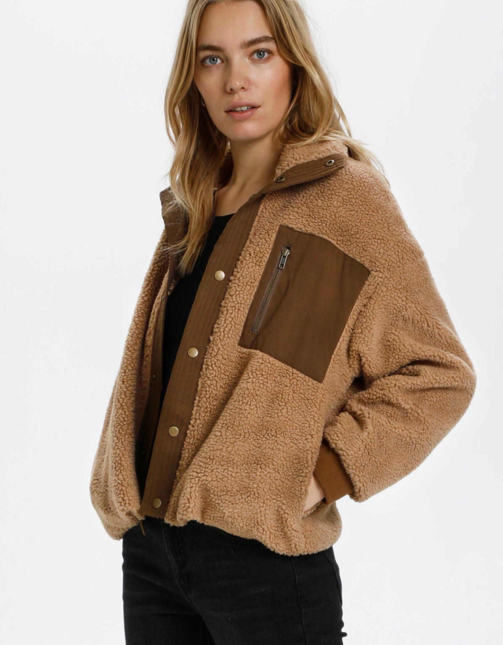 Culture Culture - CUtally Teddy Fleece Jacket