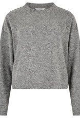 Apricot Apricot - Soft Rib Sweatshirt 561229