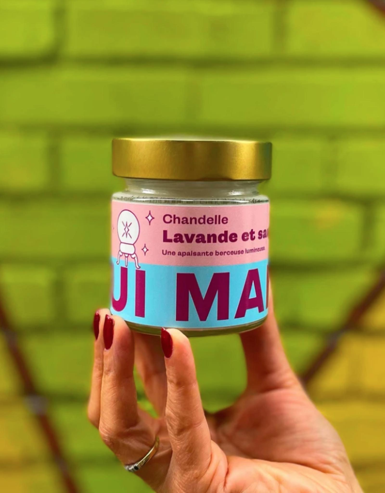 Marée Chandelles Oui Manon - Chandelles 212ml