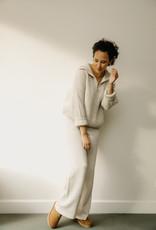 Paper Label Paper Label - Frances Half Zip Pullover
