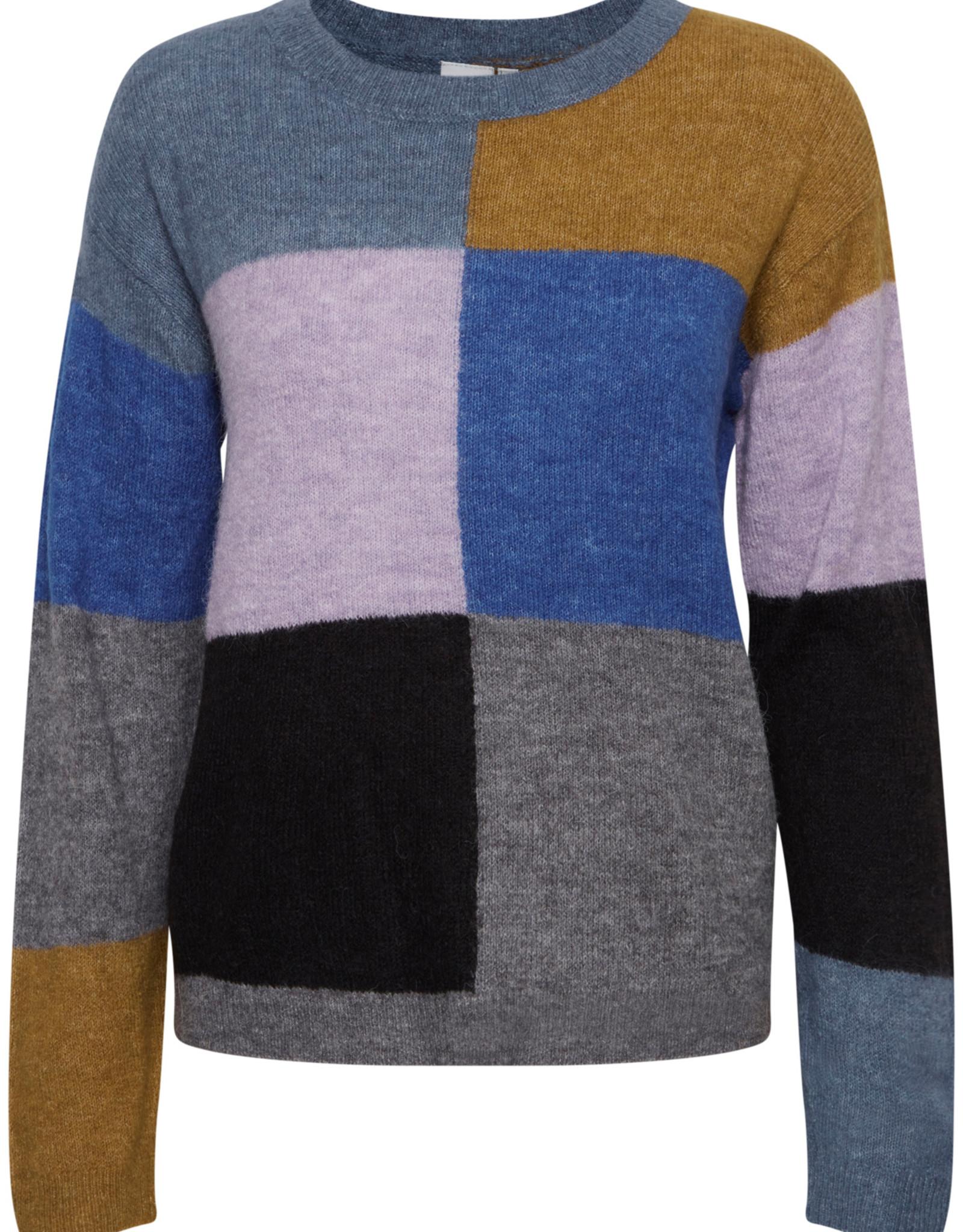 ICHI Ichi - Ihkamara Knitted Pullover