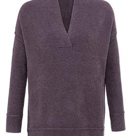 Yaya Yaya - 1000490 V-Neck Sweater