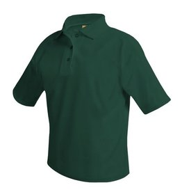 UNIFORM Pique Polo Short Sleeve Shirt - P-20881