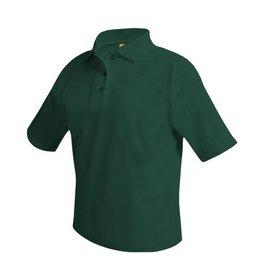 UNIFORM Pique Polo Short Sleeve Shirt, Unisex